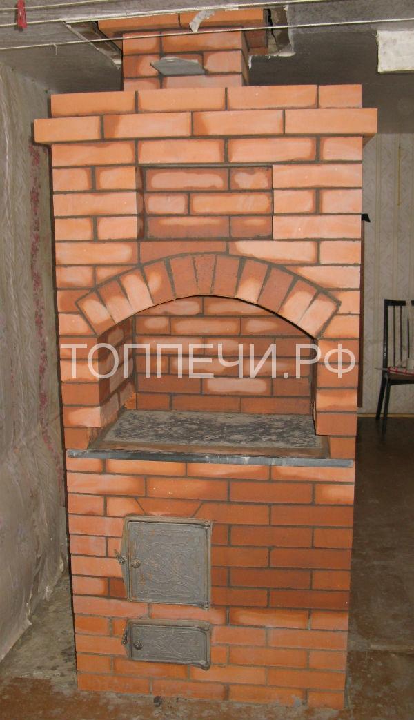 Маленькая печь для дома из кирпича своими руками - Многофункциональная, компактная уличная печь-мангал-коптильня